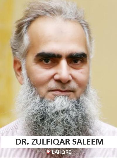 Dr Zulfiqar Saleem
